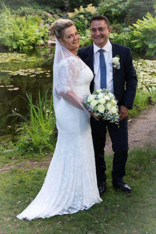 June & Kristians bryllup – 12 fotos